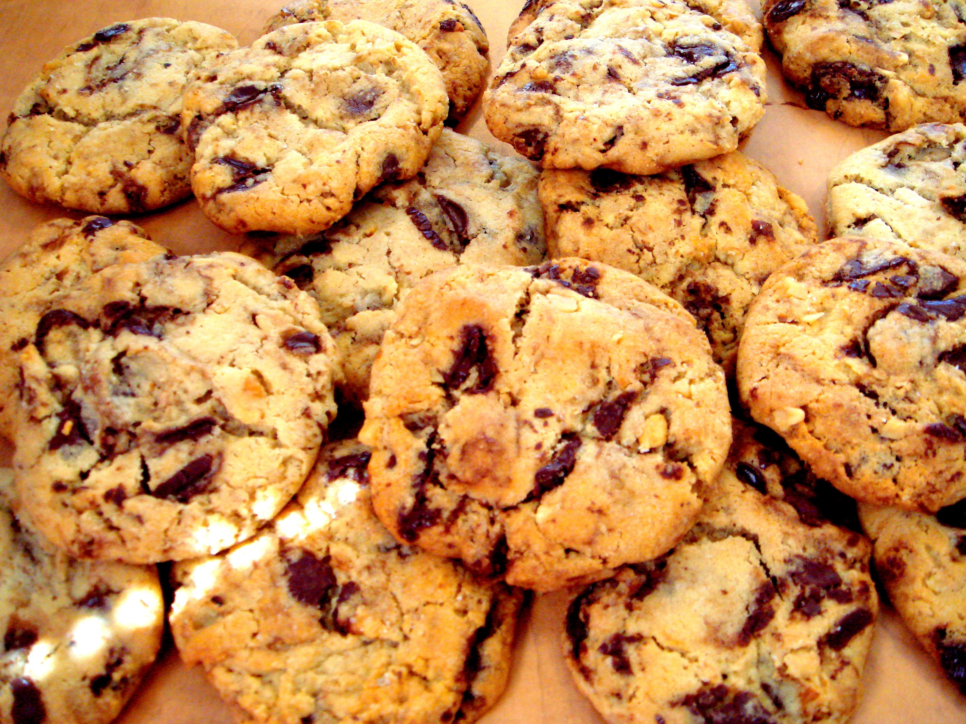 Best Crunchy Chocolate Chip Cookie Recipe