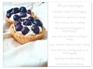 Celebrating First Blogiversary with tartlets & a Giveaway!
